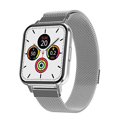 yankai Smart Watch Damen Herren,1,78-Zoll-HD-Smartwatch,Wasserdichtes IP68,Benutzerdefiniertes Zifferblatt,Herzfrequenz-Multisportmodus,Unterstützung Für Android IOS