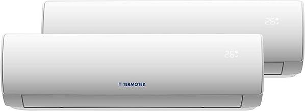 TERMOTEK AIRPLUS C9+12 - AIRE ACONDICIONADO DOUBLE SPLIT 9000+12000 BTU INVERTER A++ WIFI READY R32