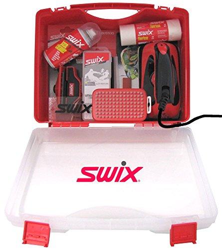 Swix Alpin-Komplett-Set Master - 12-teilig mit Koffer