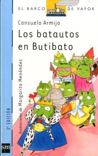 Los batautos en Butibato: 120 (El Barco de Vapor Azul)