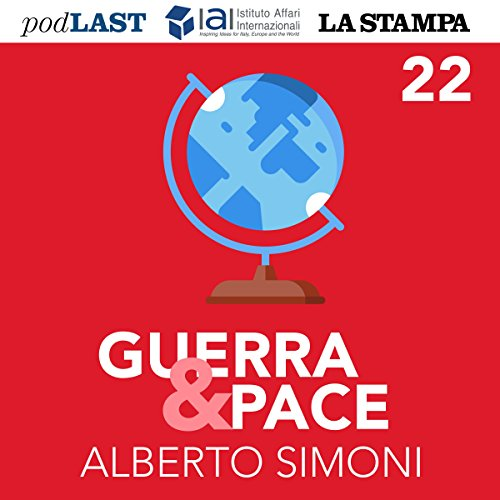 La svolta di Singapore (Guerra & Pace 22) audiobook cover art