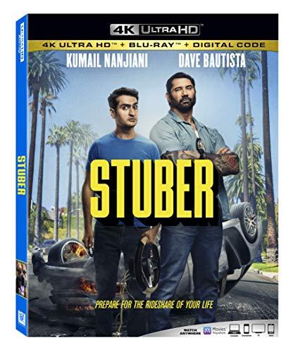 Stuber 4k Ultra Hd [Blu-ray]