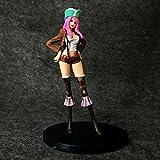 QHYZRV Anime One Piece Big Stistom Bonnie Premium Decoración Modelo Modelo Muñeca Muñeca Regalo...