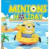 POP MART - Figura de Minions de la serie Holiday