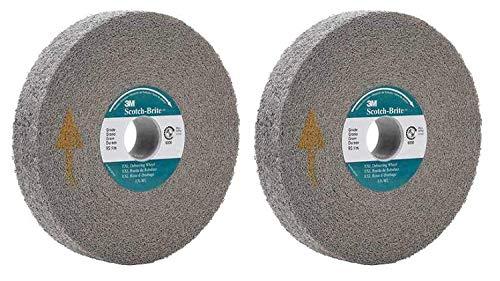115 x 22 mm 6 Disque abrasif 3M Scotch-Brite Clean /& Strip XT-RD