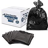 Contractor Trash Bags - 42-Gallon, 32x50