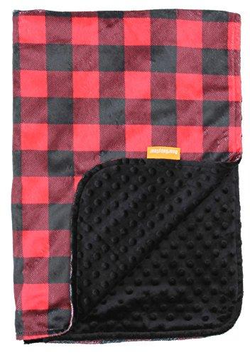 Buffalo Check Baby Blanket 38 x 29