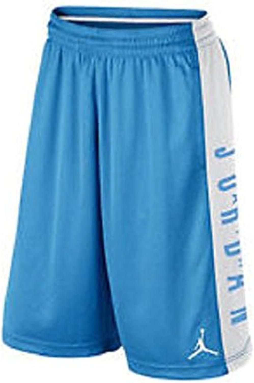 Jordan Nike Air Boy 's Highlight Dri-Fit Athletic Mesh Basketball Shorts