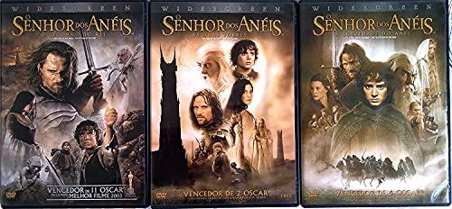 Trilogia Senhor dos Anéis DVD