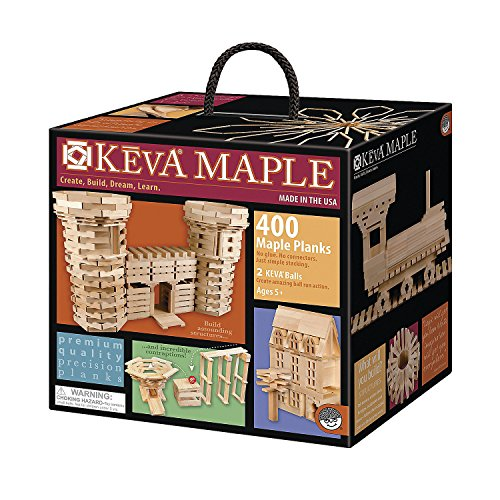 KEVA MAPLE 400 PLANKS