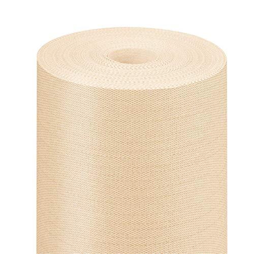 garcía de POU 804.30 Nappe Like Linen 70 G/m2, 1.20 x 25 m, Or