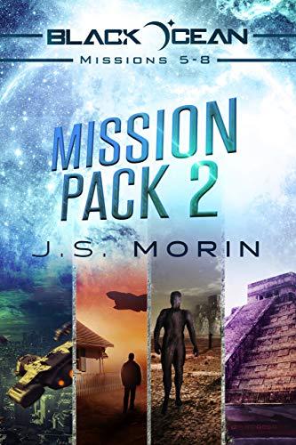 Mission Pack 2: Missions 5-8 (Black Ocean Mission Pack) (English Edition) eBook: Morin, J.S.: Amazon.es: Tienda Kindle