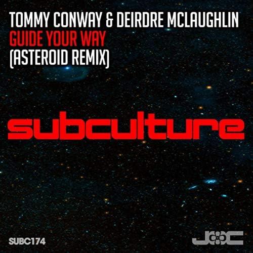Tommy Conway & Deirdre McLaughlin