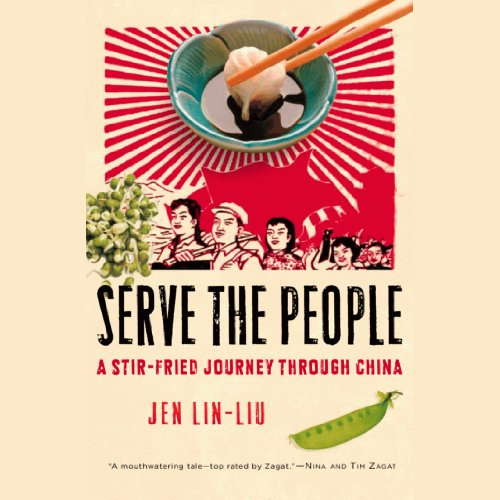 Serve the People audiobook cover art