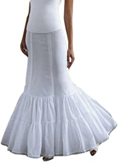 David's Bridal Fit and Flare Slip Style 550