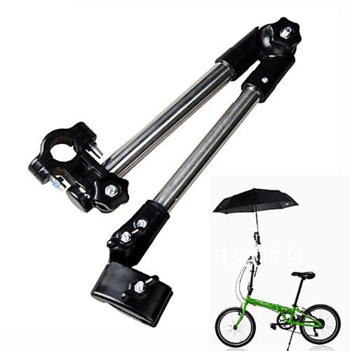 Parapluhouder voor fiets, kinderwagen, rollator, rolstoel, golftrolleys, steekhouder, houder