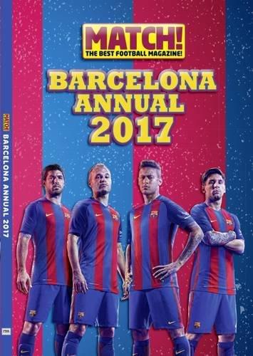 Match! Barcelona Annual 2017 (Annuals 2017)
