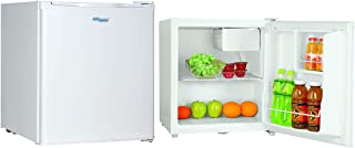 Super General 50 Liter Compact-Refrigerator/ Mini-Fridge/ White/ Child-Lock/ Defrost/ 51 x 44 x 47 cm/ SGR035H
