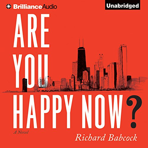 Are You Happy Now? audiobook cover art