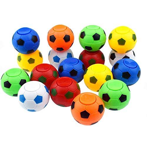 Cigou2018 Finge Football Game Hand Spinner Focus ADHD EDC Anti Stress Toy Gyro Toy