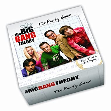 Cryptozoic Entertainment The Big Bang Theory: The Party Game