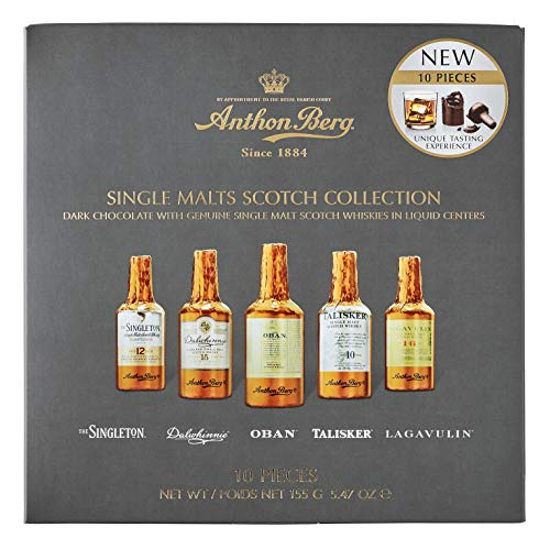 Anthon Berg Single Malts, 160 g