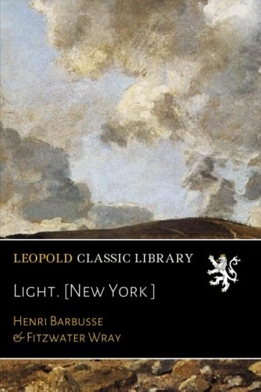 ジョージスティーブンソンオーバードロー大学Light. [New York ]