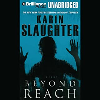 Beyond Reach audiobook cover art