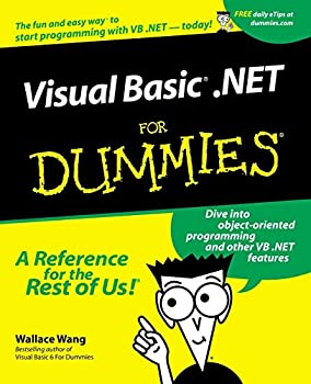VisualBasic .NET For Dummies