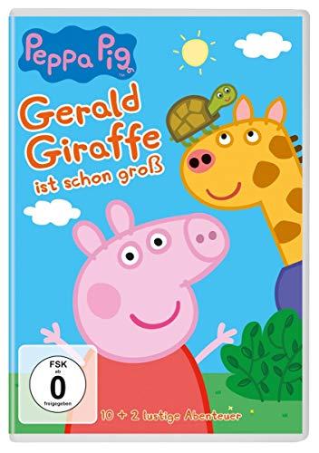 Peppa Pig - Gerald Giraffe ist schon groß