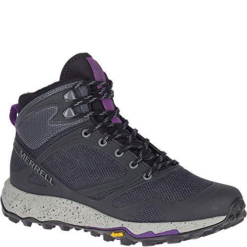 Merrell Altalight Knit Mid Hiking Boot - Women's Black, 11.0