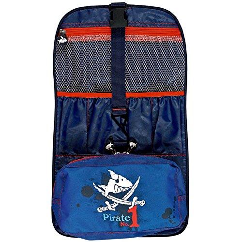 Capt 'n Sharky WC-Tasche mit Haken, 25,5x 16cm, Modell # 11454