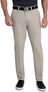 Haggar Men's PLN TXTRD WV PANT Casual Pants