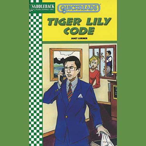 The Tiger Lily Code audiobook cover art