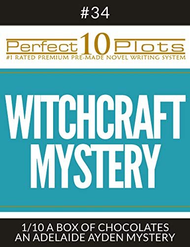 Perfect 10 Witchcraft Mystery Plots #34-1
