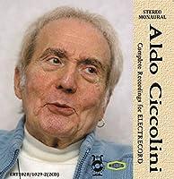 Aldo Ciccolini Piano Franck Pr茅lude:Choral et Fugue Debussy: Suite bergamasque by Aldo Ciccolini