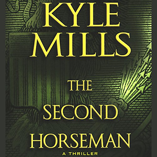 The Second Horseman audiobook cover art