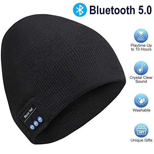 EVERSEE Gorro Bluetooth Regalos Originales Hombre -...
