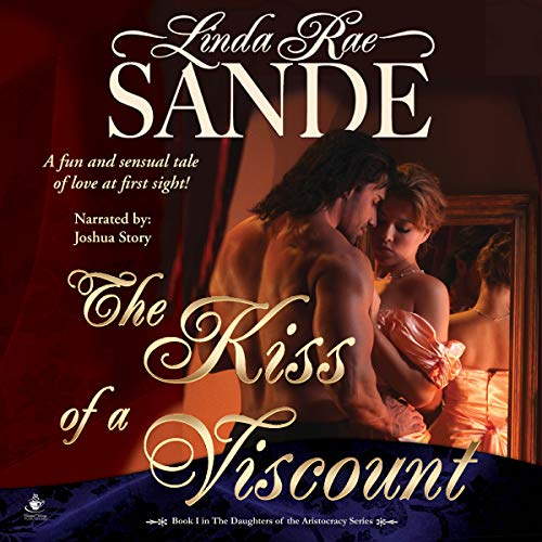 The Kiss of a Viscount audiobook cover art