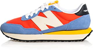 New Balance 237 Sneaker Donna WS237SD Orange Blue