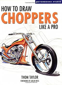 How to Draw Choppers Like a Pro  Motorbooks Studio