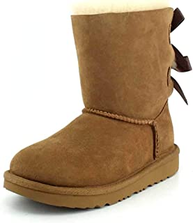 UGG Bailey Bow II, Botas Cortas al Tobillo Toddler