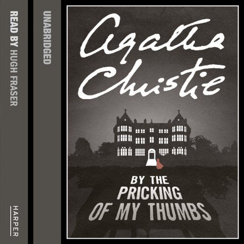 By the Pricking of My Thumbs audiobook cover art