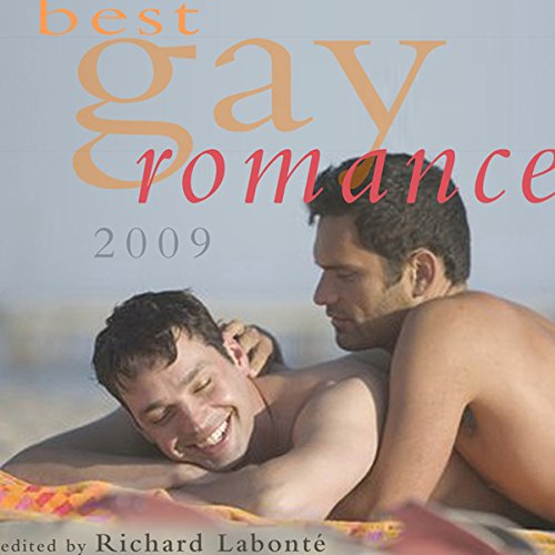 Best Gay Romance 2009 audiobook cover art