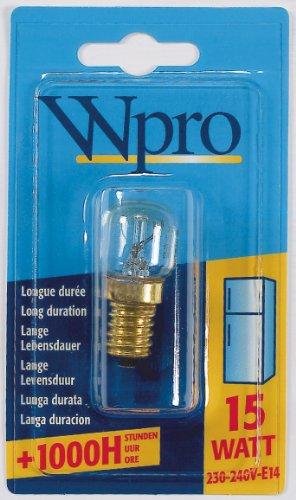 Wpro - 15W Ampoule Refrigerateur