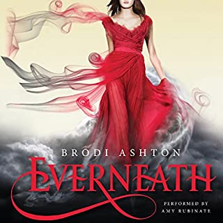 Everneath audiobook cover art
