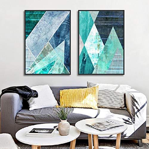 WEDSA Lienzo Pintura Mural decoración para el hogar póster