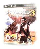 Uncharted 3: Drake's Deception (PS3) [Unknown format] [PlayStation 3] (輸入版)