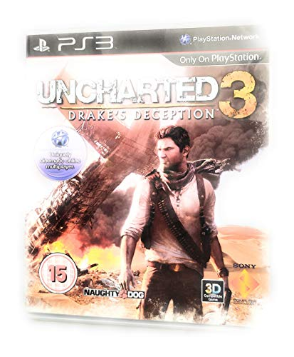 Sony Uncharted 3: Drake's Deception, PS3
