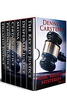 Marc Kadella Legal Mysteries Vol 1-6 (Marc Kadella Series) by [Dennis Carstens]